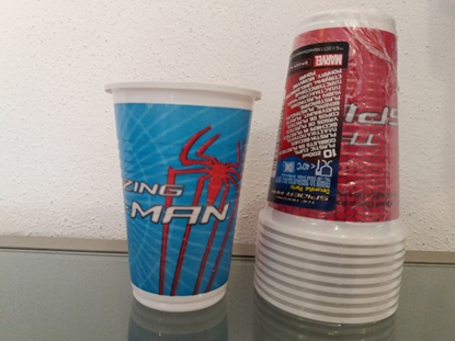 Picture of VASOS SPIDERMAN