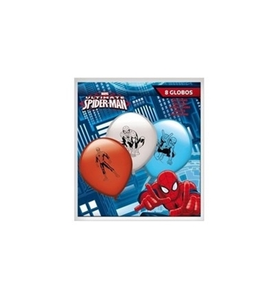 Picture of GLOBOS SPIDERMAN