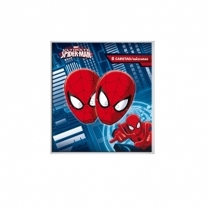 Picture of CARETAS   SPIDERMAN