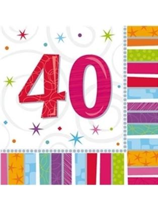 Picture of SERVILLETAS Nº 40